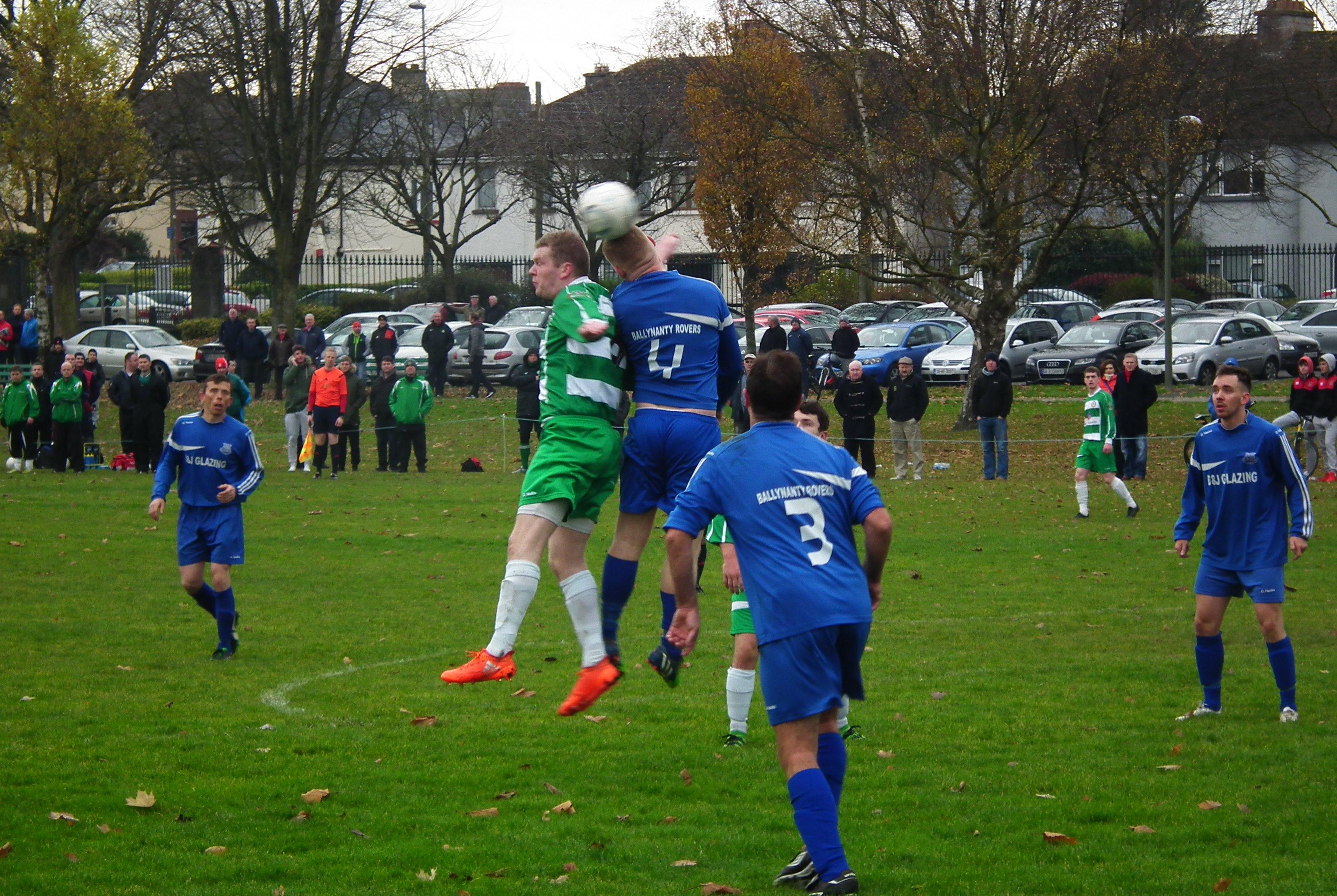 Soccer - Limerick FC enter well deserved break  Soccer Limericks