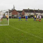 Conor Ellis' two goals for Balla in 3-2 win over Geraldines today