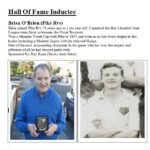 2019/20 Hall of Fame Inductees