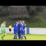 Eddie Radcliffe scores winner for Ballynanty Rvs v Coonagh in Tuohy Cup